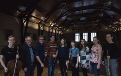 Tervetuloa Sibelius-lukion konserttiin!