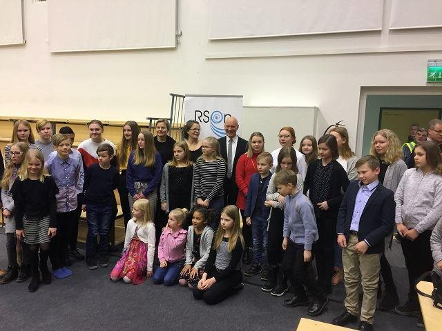 RSO:n kotimaan kiertue jatkuu, ja huomenna tiistaina orkesteri konsertoi Lahden …
