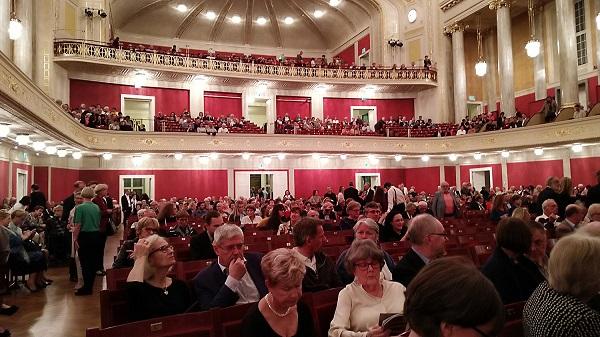 RSOn ystävien jäsenmatka Wieniin – monipuolista hengenravintoa pitkäksi aikaa