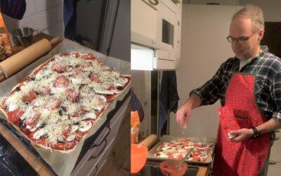 Jussin Pizza Sonata RSOn ystäville