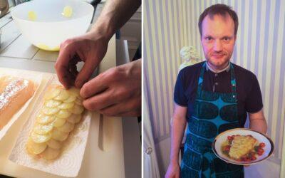 RSO:n soolokäyrätorvensoittaja József Hársin ruokaohjeiden teemana on kirveli
