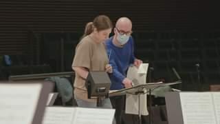 Tänään RSO:n konsertin johtaa Dalia Stasevska. Illan konsertin ohjelmana on Antt…